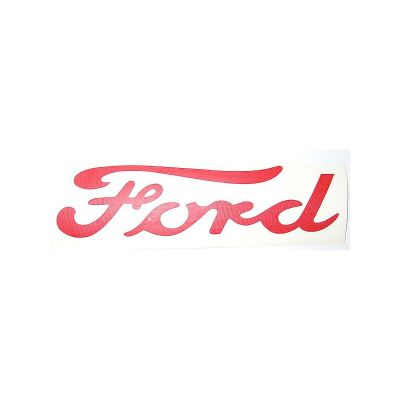 Ford Script Decal - (Vinyl Cut)