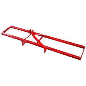 Covington Side Dresser Frame