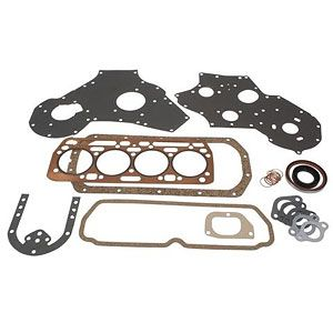 Full Gasket Set for International/Farmall Models 384, 424, 2424, 3414 and More