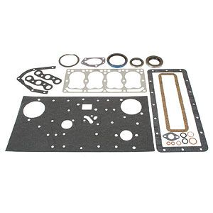 Complete Engine Gasket Set for International/Farmall Models Cub, Cub LoBoy, Cub 154 LoBoy, Cub 184 LoBoy and Cub 185 LoBoy