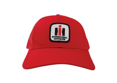 International Hat - Red Mesh