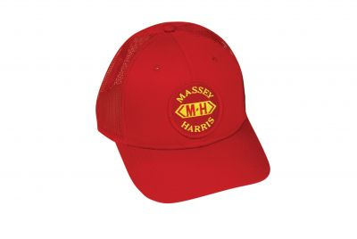 Massey Harris Red Mesh Hat