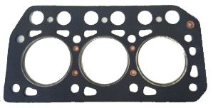 Head Gasket - For Bolens FB16, G172, G174, Case IH Compact 235 & 235, Iseki, Mitsubishi & Satoh Models all with K3B Engines