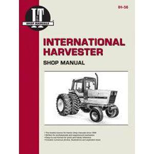 Shop/Repair Manual (International/Farmall Models 5088, 5388 and 5488)