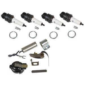 Ignition Tune Up Kit For IH Distributors