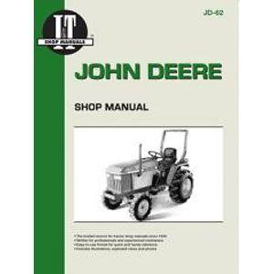 I & T Shop Repair Manual for John Deere Models 670, 770, 870, 970 & 1070