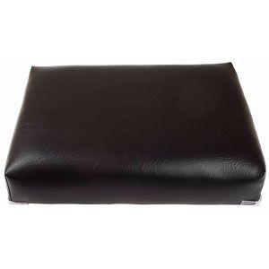 "Bottom Cushion (Black 19-1/2"" x 14"") for John Deere and Minneapolis Moline Tractor Models"