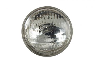 6 Volt Sealed Hi-Beam Bulb for Allis Chalmers, Ford/New Holland, John Deere, Massey Ferguson Tractors and More