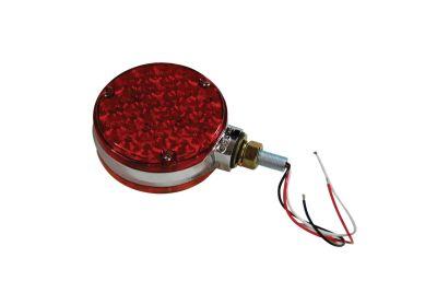 12 Volt LED Fender/Cab Warning Light for Allis Chalmers D Series, John Deere and More