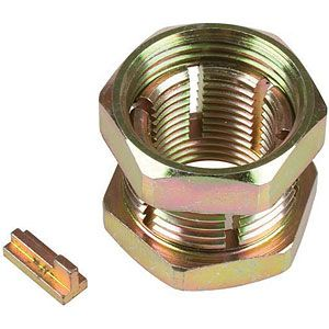 "Wheel Lock Nut (3/4"" - 16 UNF thread) for Allis Chalmers, Ford, John Deere Tractors and More"