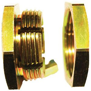 Wheel Clamp Lock Nut for Ford (1939-1964) Models 8N, NAA, NAB and Golden Jubilee