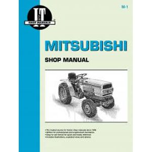 Mitsubishi I&T Shop Manual - M-1