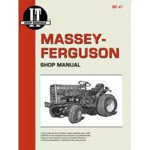 I&T Shop Manual (Massey Ferguson - MF-47)