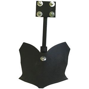 """Middle Buster Attachment For 2"""" Square Shape Toolbar - 12"""" Buster Point"""