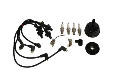 4 Cylinder Master Tune Up Kit for Ford New Holland Models 5000, 5600, 6600 and 6700