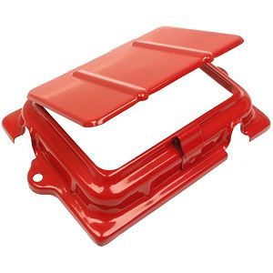 Battery Cover with Round Cable Opening for Ford (1939-1964) Models NAA, 630, 850 and More