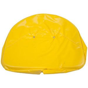 "21"" Padded Tractor Seat Cushion (Yellow )"