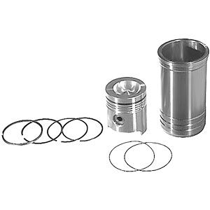 Sleeve & Piston Kit for Allis Chalmers 180, 185, 190 and 190XT