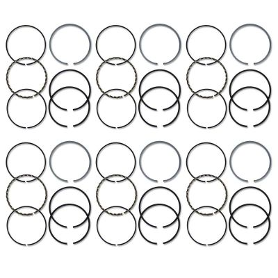 Piston Ring Set (6 Cylinder) for Allis Chalmers WD45, Cockshutt 40, Minneapolis Moline G550 and Various Oliver Tractor Models
