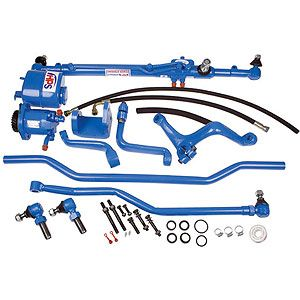 Power Steering Add-On-Kit for Ford/New Holland 2000, 2600 and More