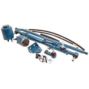 Power Steering Add-On-Kit for Ford/New Holland 5000, 6600 and More