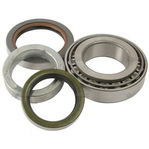 Rear Axle Bearing & Seal Kit for Massey Ferguson 35, 235, 2135 Industrial and More