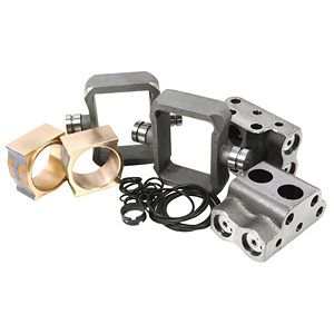 Complete Hydraulic Pump Rebuild Kit for Massey Ferguson 35, FE35, 65 and More