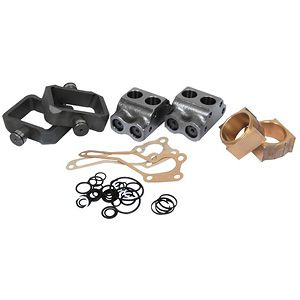 Complete Hydraulic Pump Rebuild Kit (For 4 Hole Chamber Pump)