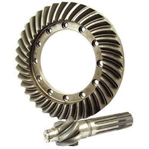 "10"" Ring Gear & Pinion for Massey Ferguson TO35, 235, 360 and More"