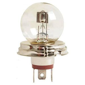 12 Volt Headlight Bulb (40/45 Watt) for Ford/New Holland, John Deere, Long, Massey Ferguson and White Tractor Models