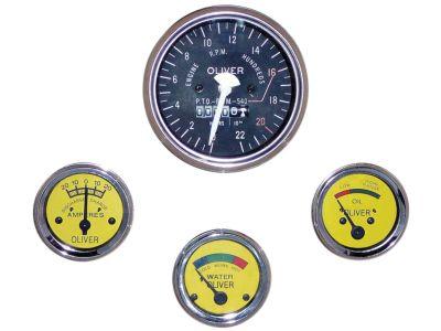 Instrument & Gauge Kit - For Oliver Super 55, Super 66, Super 77