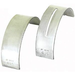 Main Bearing Pair (.010 Undersize) for Allis Chalmers, Long, Oliver and White Tractor Models
