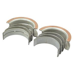 .010 Undersize Main Bearing Set (3 Cyl Engine) for Ford/New Holland Models 2310, 3910, 4600 and More