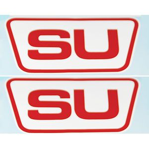 """SU"" Decals for Ford/New Holland Models 4000SU & 4600SU"