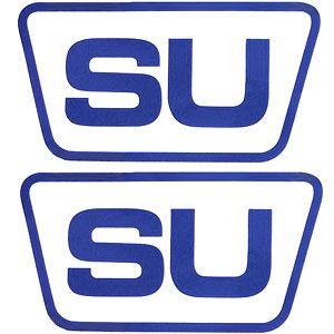 """""""SU"""" Decals for Ford/New Holland Model 4610SU"""