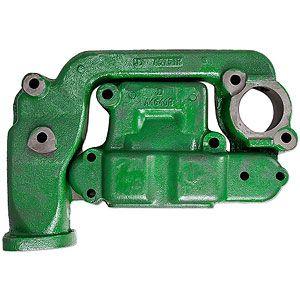 2 Piece Intake & Exhaust Manifold For John Deere 60, 620 & 630