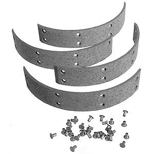 Brake Lining Kit for Massey Harris and John Deere Tractor Models