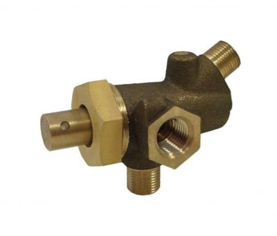 3-Way Fuel Valve for John Deere A, AO, B and More