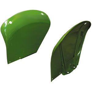 Clam Shell Fender (RH Side) for John Deere 1020, 2030, 2630 and More