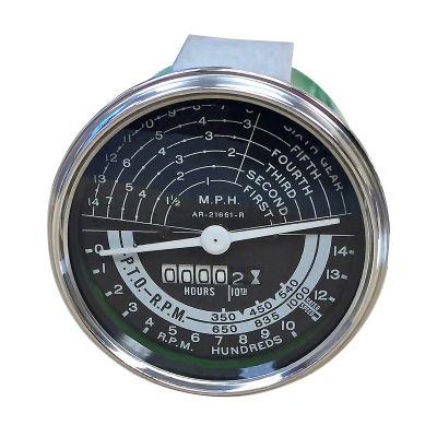 Tachometer For 2 Cylinder John Deere Models