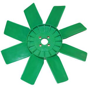 Fan Assembly for John Deere Models 930, 1640, 3120 Compact and More