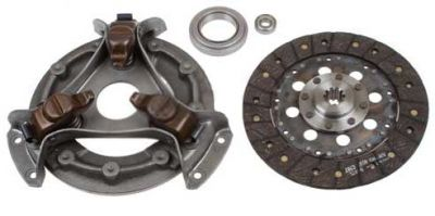 Single Clutch Kit for Ford/New Holland 1500, 1600, 1715, 1900 Compact Tractor and More