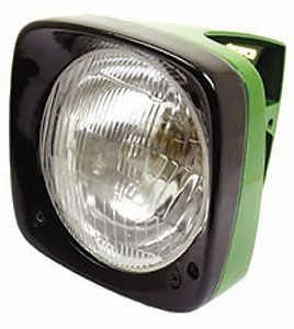 LH Headlight Assembly for John Deere 1530, 2120, 2650 and More