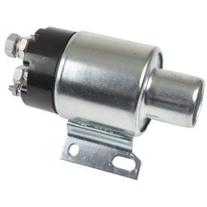 Starter Solenoid for Allis Chalmers, Case, International/Farmall, John Deere Tractors and More