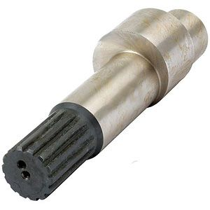 Hydraulic Pump Shaft (For 3.3 Cubic Inch Pumps)