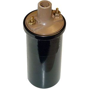 "12 Volt Distributor (""Hot"" Coil 55000 Volts) for Allis Chalmers, Case, Ford, John Deere Tractor Models and More"