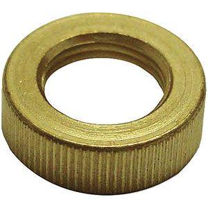 Brass Nut for Rear Tire Inner Tube Valve