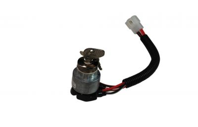 Ignition Switch for Kubota Models L2501D, L3200F, MX5000F and More