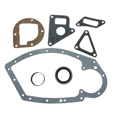 Crankcase Front Cover Gasket for International/Farmall Models A, Super A, C, Super C, 140, 424 and More