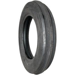 Front Tire - 5.00 X 15 - Triple Rib